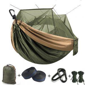 Ultralight Anti-mosquito Camping Hammock 1
