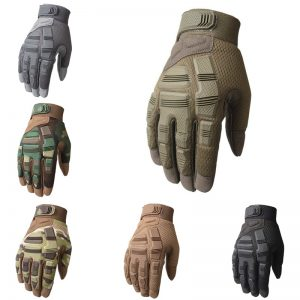 Tactical Anti-Slip Military Hiking Gloves 1