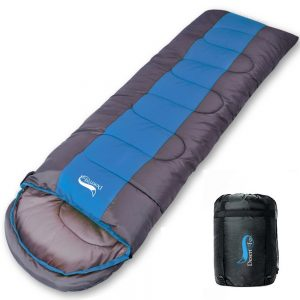 Lightweight 4 Season Warm & Cold Sleeping Bag 1