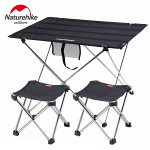 Collapsible Ultralight Aluminum Camping Table 1
