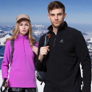Unisex Soft Shell Hiking Jacket 1