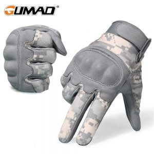 ACU Camouflage Hiking Gloves 1