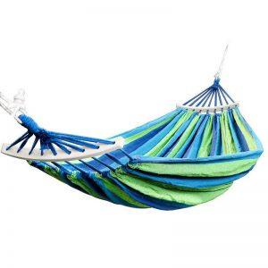 Double Hanging Hammock 1