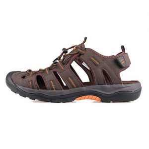 Comfort Flat Sole Hiking Sandals 8
