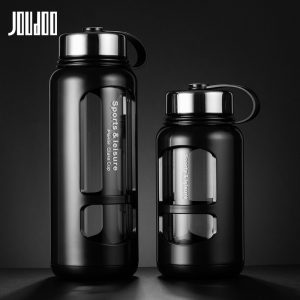 Portable Glass Water Bottle 1