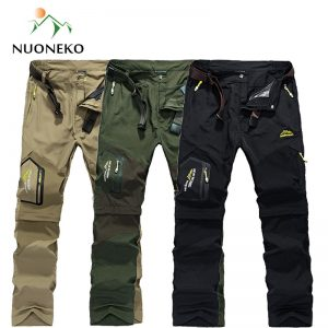 Quick Dry Removable Hiking Pant 1