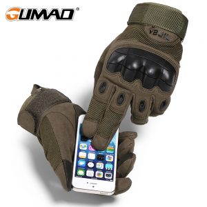 Touch Screen Military Hiking Gloves 2