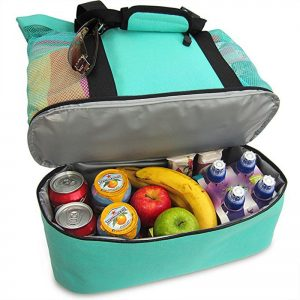 Durable Waterproof Insulated Cooler Bag 3