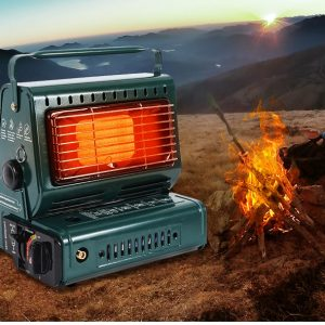 Multi Function Camping Gas Heater-Cooker 1