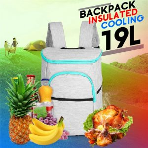 19L Insulated Camping Cooling Backpack 1